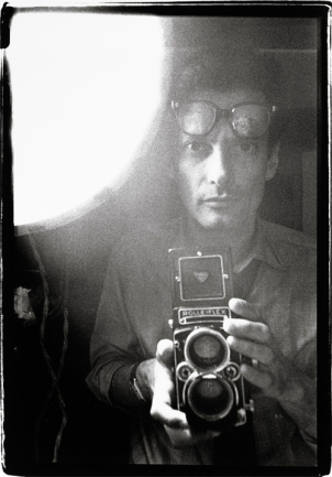 Richard Avedon, Self Portrait, New York ca.1963